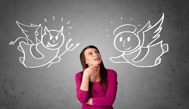 افکار و احساسات منفی زندگی