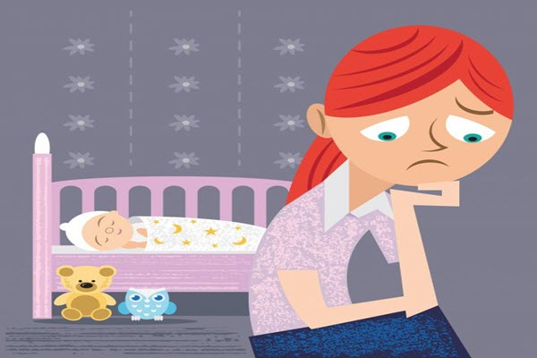 علایم افسردگی شدید در زنان