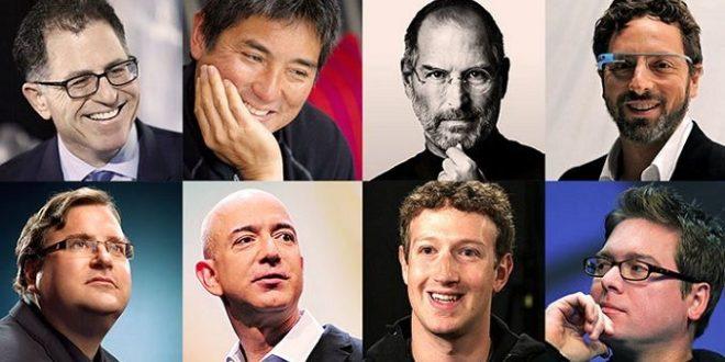 کارآفرینان برتر