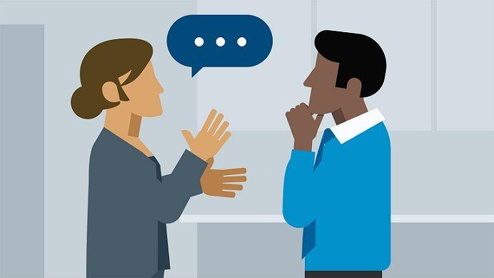 زبان بدن در مذاکره